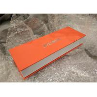 High End Rigid Paper Watch Box Lightweight Portable For Gift Packaging Manufactures