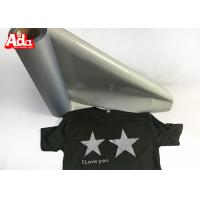 Eco - Friendly Reflective Heat Transfer Film High Durability Good Color Saturation Manufactures