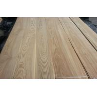 White Ash Nature Wood Veneer Sliced Cut for Furniture, Plywood and Decoration Manufactures