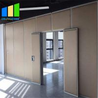 Hotel Movable Wall Sliding Folding Banquet Hall Sound Proof Partition In Sri Lanka Manufactures