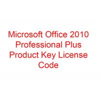 Microsoft Office Professional Plus 2010 Product Key Manufactures