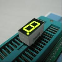 Single Digit LED Seven Segment Display Small For Electronic Device 3.3 / 1.2 Inch Manufactures