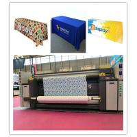 China Auto Wide Format Fabric Plotter With Epson DX5 Head high Resolution on sale