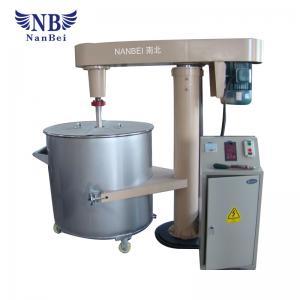 China 30kw Motor Chemical Mixing Machine 2.3*1*2.35m Mechanical Lift Size on sale