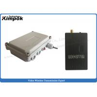 5.8GHz FPV Analog Video Transmitter and Receiver 5000mW Long Range Wireless Video Link Manufactures