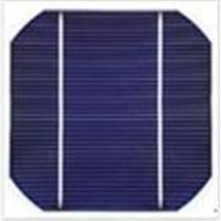 China The Lowest Price High Effciency 156 mono-crystallines silicon Solar Cell on sale