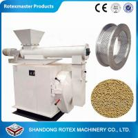Feed plant pellet machine for animal feed 3-5 tons per hour capacity Manufactures