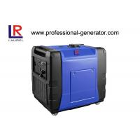 Quality High Quality Diesel Powered Portable Silent Inverter Generator for sale