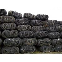 Baled Scrap Tires & Shredded Waste Tire Cheap Price Manufactures