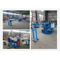 PVC Control Pvc Wire Powder Coating Line Inner Wire Diameter 0.5-5.0mm Manufactures
