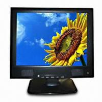 CCTV LCD Monitor with 10.4-inch Screen Size and TV/AV/PC Functions Manufactures