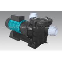 3.0HP Plastic Swimming Pool Pumps Single - Phase For Sea Water Circulation Manufactures