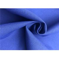 100% P Double Layer Lightweight Waterproof Fabric For Sports Wear , Eco Friendly Manufactures