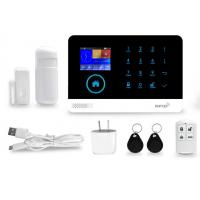 WIFI GSM Wireless Security Alarm System App Control 99 Wireless Zones Manufactures