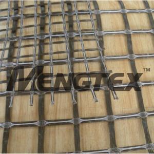 Basalt Reinforcing Mesh Geogrid Asphalt Coated Manufactures