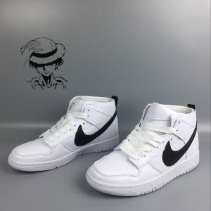 Quality 【wechat cx2801f】Nike SB ZOOM DUNK HIGH PRO men shoes PLATFORM shoes sneakers women sport shoes cheap for sale