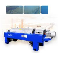 China CIP Washing System Centrifuge Industrial Equipment Special Spiral Structure on sale
