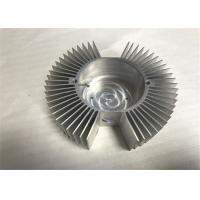 Small Machining Aluminum Parts Square Aluminum Radiator With Welding And Cutting Manufactures