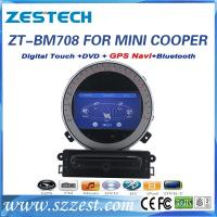 China ZESTECH car stereo for BMW mini cooper car stereo with gps navigation mp5 player on sale