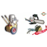 Indispensable tool BS-50pro mini hydraulic chain cutter for qurrying Manufactures