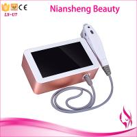 Home use HIFU face lifting skin tightening beauty machine Manufactures