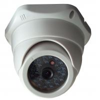 12VDC DSP Wide Angle PAL CCD Camera Megapixel Support Motion Detection Manufactures