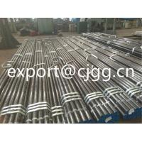 Black Painting 6m 9m Carbon Steel Seamless Pipes API 5CT P110 Manufactures