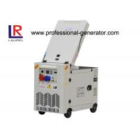 Flip Diesel Fuel Generator 8kVA Portable Soundproof  Single Phase Manufactures