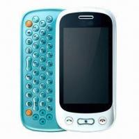 Buy cheap Quad-band Phone with Qwerty Keyboard, 240 x 400 Pixels Resolution and 3.0-inch from wholesalers