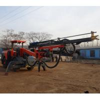 17500kg Drilling Rig Machine 3900mm For Mining Low Energy Consumption Manufactures