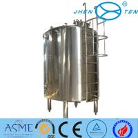 China Customized Stainless Steel Storage Tank Supplier , Air Storage Tank China on sale