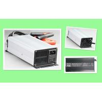 Automatic 5 Stages Smart Battery Charger 24 Volts 12 Amps CE And ROHS Certified Manufactures