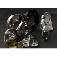 """Duplex 2205 Stainless Steel Blind Flange , WN Flange 1/2""""-80"""" Outer Diameter Manufactures"""