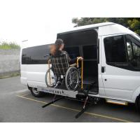 China Electric Scissor Wheelchair lift for Van on sale