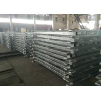Customized Size Galvanized Steel Channel Hot Rolled Carbon Steel Material Manufactures