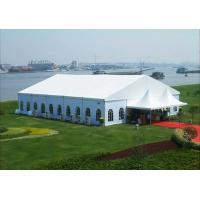 China Hot sale white color Economical luxury Wedding Tent Party Tent Event Tent  25x50m for 1000 people on sale