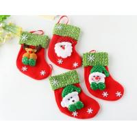 Christmas decorations Christmas sock snowman,the Christmas tree hanger,store Windows,product counters, family gatherings Manufactures