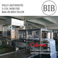 Fully-automatic Bag Water Filler BIB Filling Equipment Bag in Box Filling Machine Manufactures