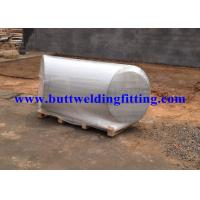 Bending 180 Degree Inconel 625 Stainless Steel Seamless Pipe Fittings Round Shape Manufactures