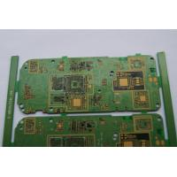 Custom Fr4 16 Layer High Density Interconnect PCB Immersion Gold , HDI Printed Circuit Board Manufactures