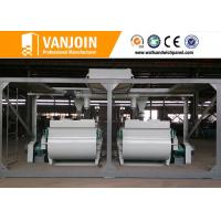 Low Input High Output Automatic Construction Material Making Machinery For Wall Panels Manufactures