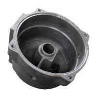 China Nodular Cast Iron Sand Casting Gear Motor Housing /  Motor Pump Extension Housing With Inner Bore on sale