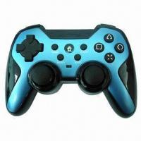 Wireless Gamepad/Controller/Joypad with Special Turbo Feature and Trigger Buttons Design Manufactures