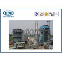 High Efficient HRSG Waste Heat Recovery Steam Generator ASME Standard Manufactures
