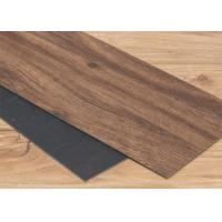 China LVT Anti Slip Click Lock PVC Vinyl Plank Flooring Deep Embossed Texture Detail on sale