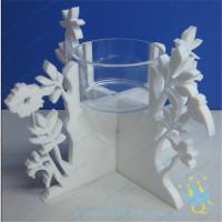 CH (20) decorative candle holder tall Acrylic candle holder Manufactures