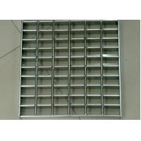 25 X 5 Stainless Steel Grating Walkway Acid Pickling Surface Plain Bearing Bar Manufactures