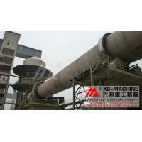 Bauxite rotary kiln from China Manufactures
