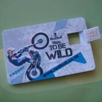 Buy cheap Card USB Flash Drive from wholesalers