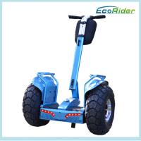 4000W 72V Off Road Model Two Wheel Electric Chariot Scooter For Adults Manufactures